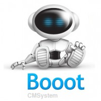 Booot CMS